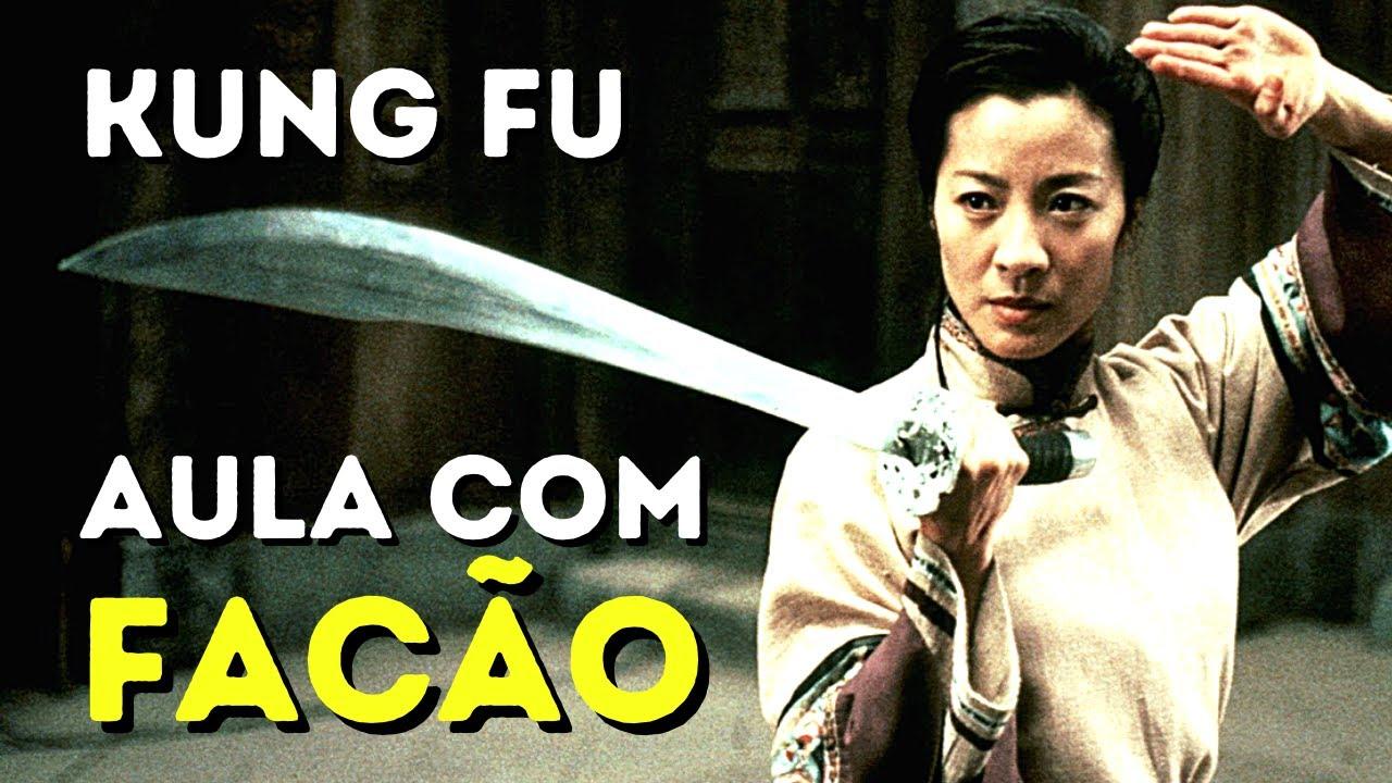 Espada Facão do Kung Fu - Aula para fazer em Casa