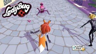 Miraculous Ladybug & Cat Noir #94 | Defeat PRINCESS FRAGRANCE w/ RENA ROUGE & CAT NOIR!