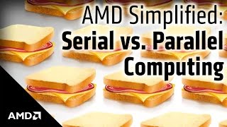 AMD Simplified: Serial vs. Parallel Computing