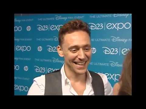 Tom Hiddleston Speaking Different Languages