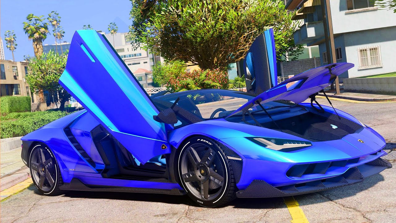 Gta Best Supercar Mods Of Gta Mods Youtube