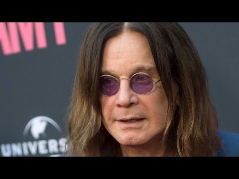 Sharon Osbourne 'Proud' That Ozzy 'Finally' Admitted to Sex Addiction