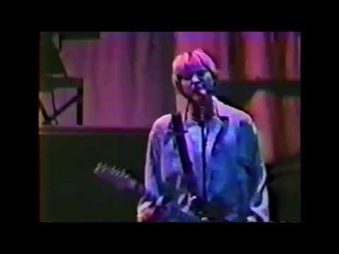 Nirvana - Seattle Center Coliseum, Seattle 1992 (MTX)
