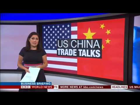 How do you solve a problem like the trade war? The US and China head back to the negotiating table