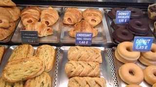 Esmorzars al Forn Balmes Eixample Barcelona.