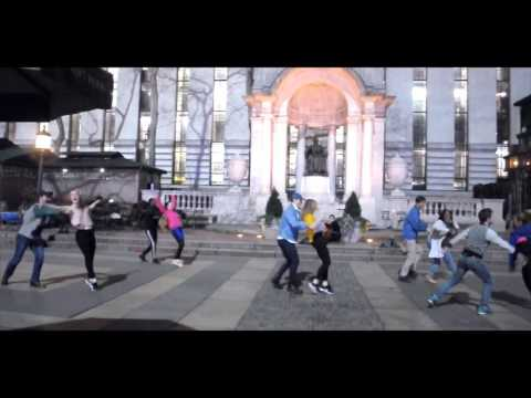 Proposal Flashmob Bryant Park NYC