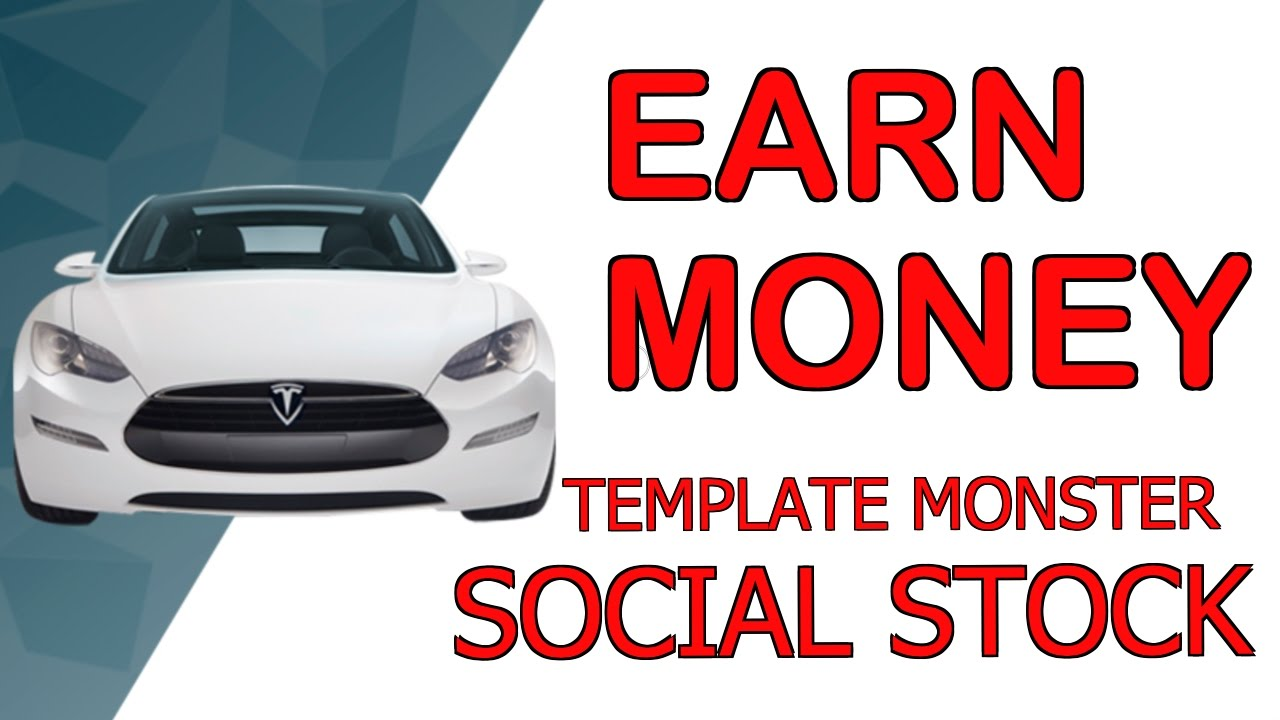 how to earn money and cool prizes with template monster youtube