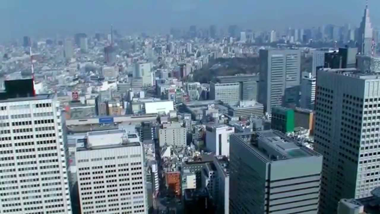 東京自由行 - 赤坂東急Akasaka Excel &新大谷酒店The New Otani - YouTube