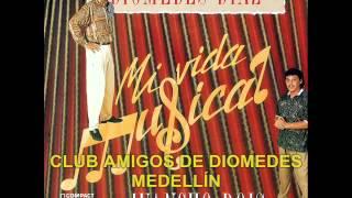 06 MARLENY - DIOMEDES DÍAZ & JUANCHO ROIS (1991 MI VIDA MÚSICAL)