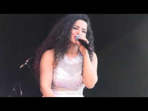 Deniz Toprak, From Turkey, Singing In Copenhagen