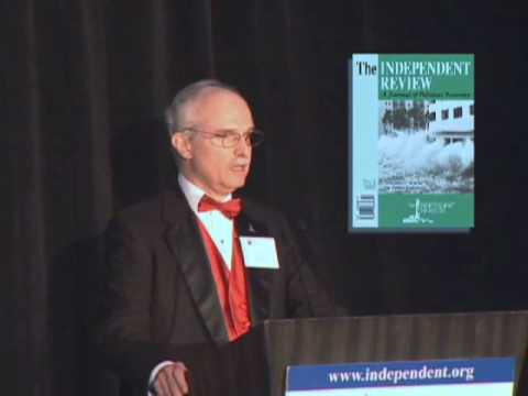 The Independent Institute's Gala for Liberty, Part 1 of 4