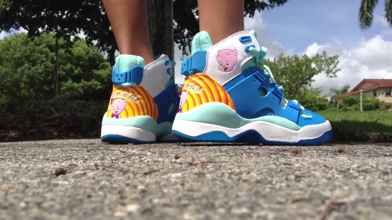 Adidas Eqt B-ball Looney Tunes