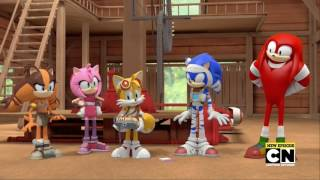 vuclip Sonic Boom Season 2 Clip | Speed Boost Experiments | From 204: Alone Again, Unnaturally