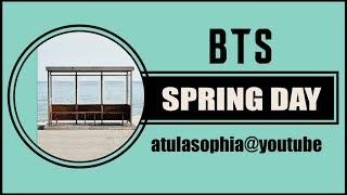 Video [Phiên âm Tiếng Việt] Spring Day - BTS download MP3, 3GP, MP4, WEBM, AVI, FLV November 2018