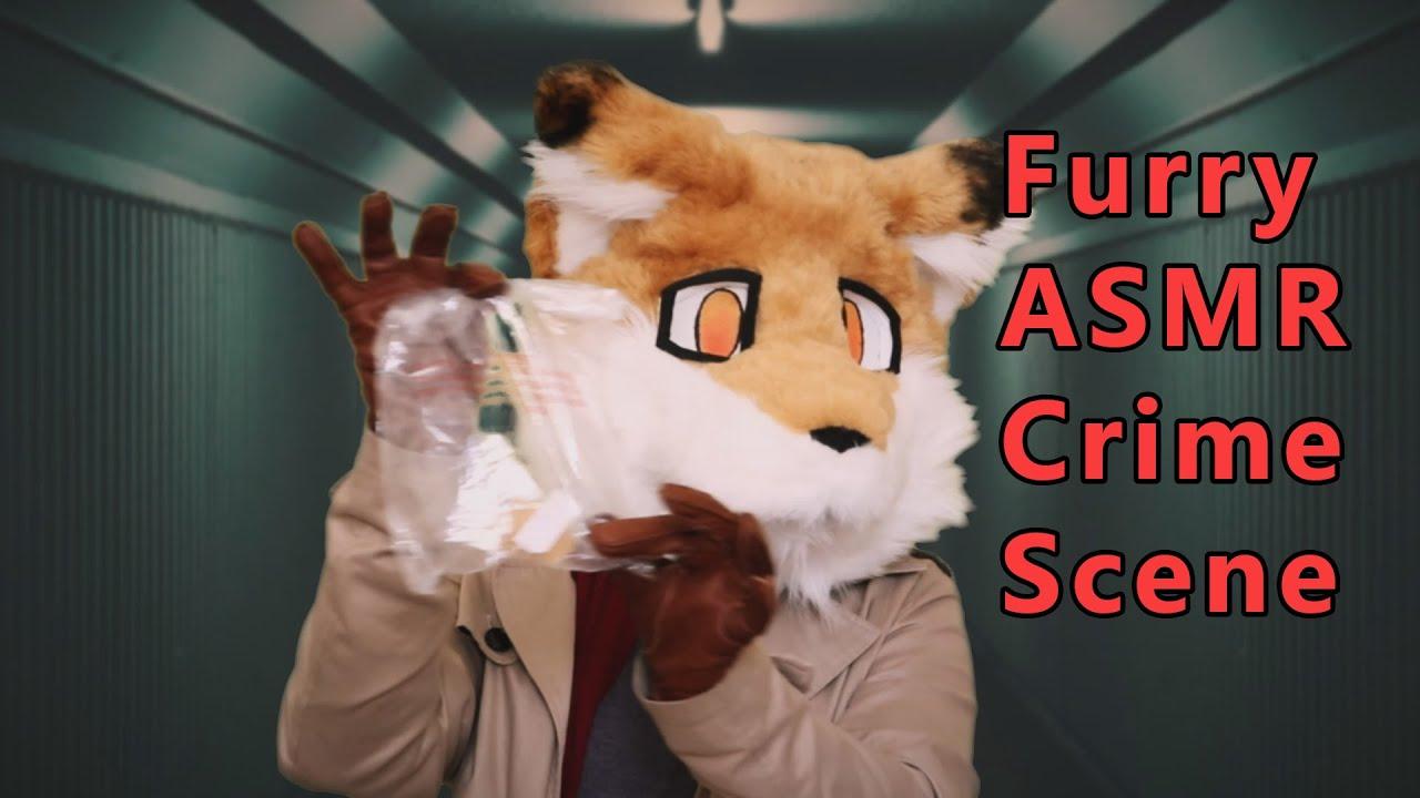 Fursuit ASMR - Furry Playing Calm Synthesizer #2 - YouTube