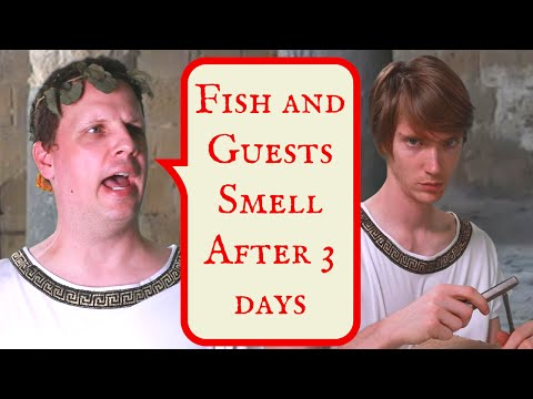 Mediocrates #11 - Fish And Guests Smell After 3 Days