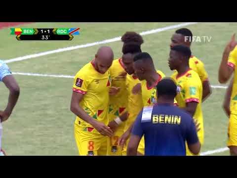 Éliminatoires coupe du monde 2022 : le Bénin et la RDC se neutralisent