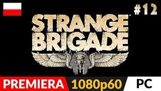 STRANGE BRIGADE PL z Arlinką ⛺️ LIVE ???? Lecimy dalej na trudnym :P /ok.22 wskoczy TR na kanał - Na żywo