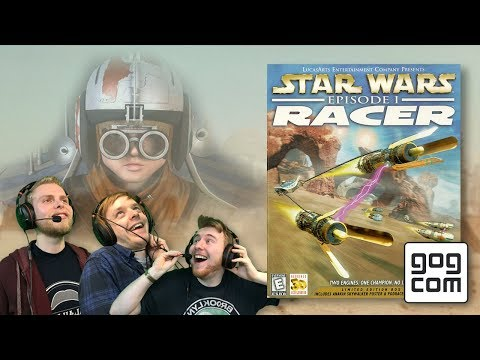 Now THIS Is Podracing! - Star Wars Ep. 1 Racer [GOG Re-release]