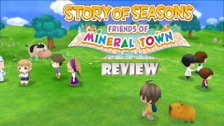 Story of Seasons: Friends of Mineral Town (Switch) Review (Video Game Video Review)