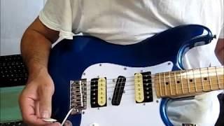 テレのPUをストラトに付けた邪道なギター改造byキムニ― thumbnail