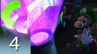 Luigi's Mansion: Dark Moon - Episode 4: Visual Tricks