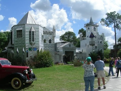 Florida Wingnuts trip to Solomon's Castle, Ona Florida 3 14 2015
