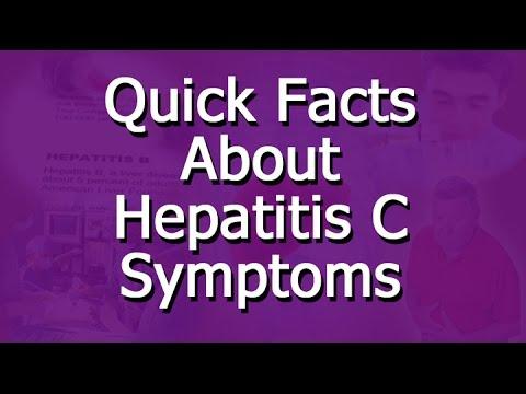 Hepatitis c itching