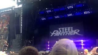 Just Like Tiger Woods- Steel Panther @ Download Festival 2017