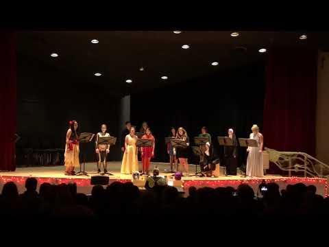 Sihr Khalaq- Narragansett High School Advanced Treble Chorus