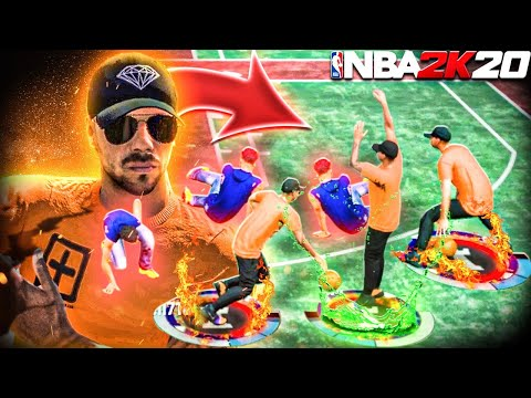 THIS BUILD IS WAY TOO OVERPOWERED ON NBA 2K20! BEST BUILD & JUMPSHOT NBA 2K20