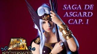 Saint Seiya Soldiers' Soul Asgard Capitulo 1 PC Español Latino
