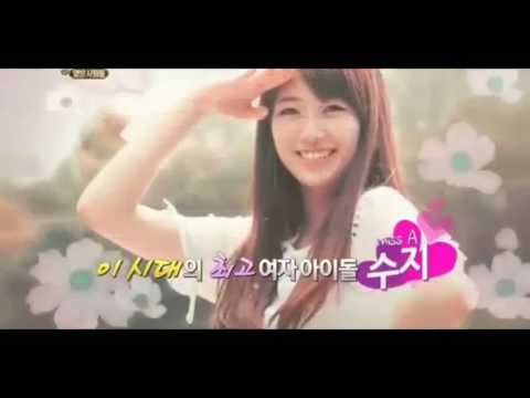 Myungsoo (Infinite) chose Suzy as his ideal girl in High Society