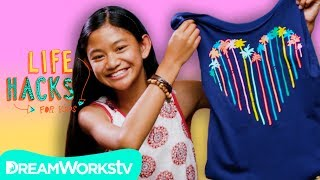 Summer Clothing Hacks | LIFE HACKS FOR KIDS