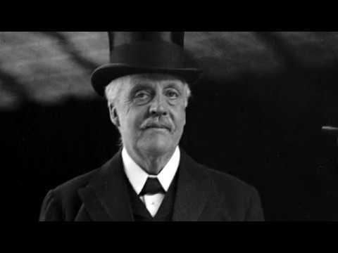1917 : la déclaration Balfour
