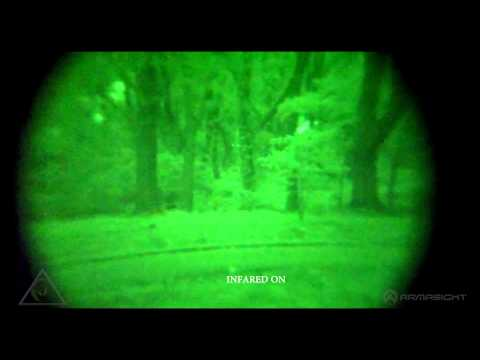 Armasight Prime 3X Night Vision Monocular Gen 1