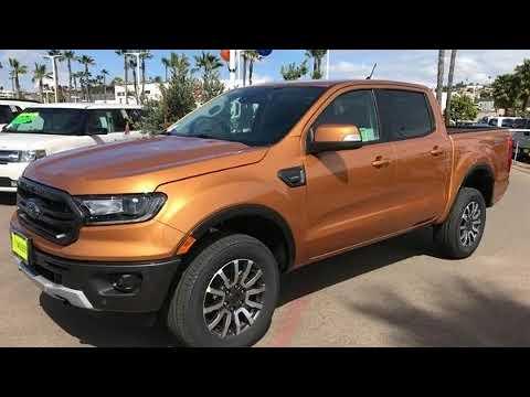 2019 Ford Ranger Lariat in San Diego, CA 92109