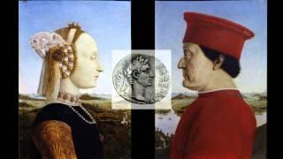Piero Della Francesca, Portraits Of The Duke And Duchess Of Urbino, 1467-72