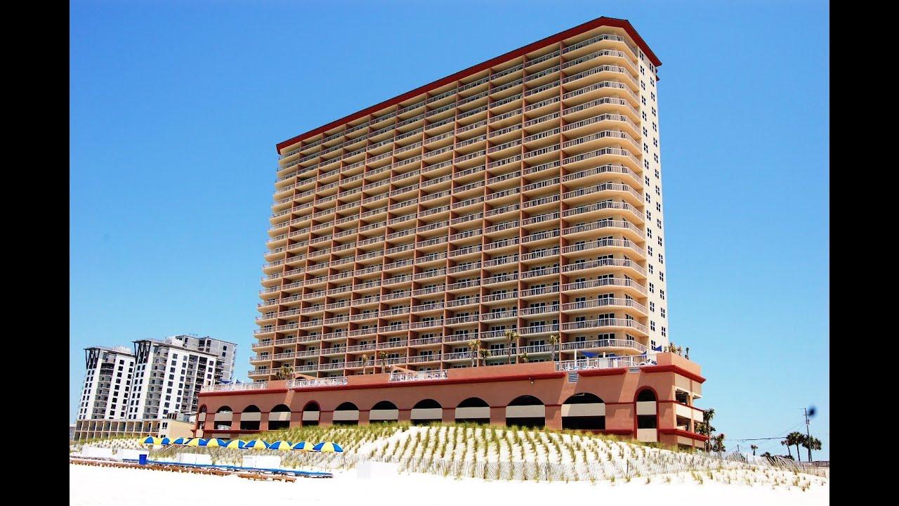 Sunrise Beach Resort Panama City Helicopter Video You