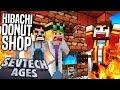 Minecraft: SevTech - HIBACHI DONUT SHOP - Age 3 #8
