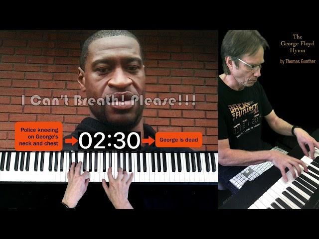 The George Floyd Hymn by Thomas Gunther
