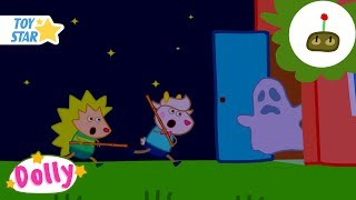 Dolly And Friends Funny Cartoon For Kids   Ghost in the House   Season 3   5 New Episodes #221