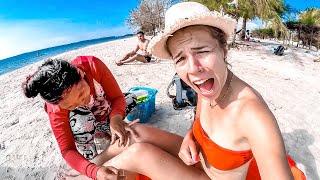 Камбоджа пляжи как в Таиланде Колорит Индии Люди как во Вьетнаме