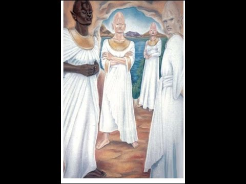 Black Extraterrestrials (Melanin-Dominant Beings).........