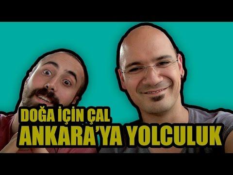DOĞA İÇİN ÇAL | Ankara'ya Yolculuk | GENÇLİK OTOBÜSÜ 6
