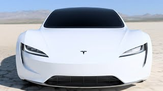 2020 Tesla Roadster Redesigned World Fastest Car