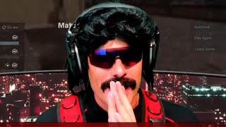 DrDisrespect Emotionally Talks about Reason for His Ban & Losing Call of Duty Partner!