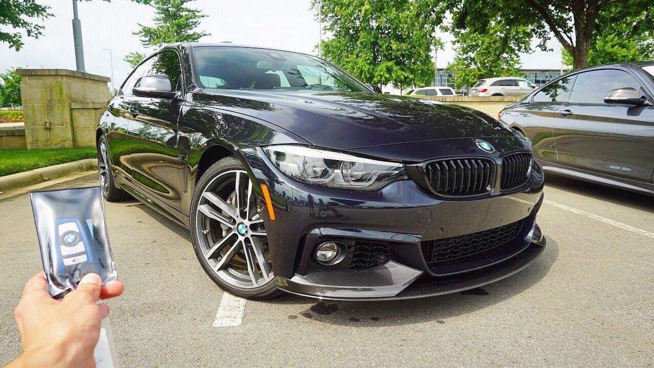 2020 BMW 440i Gran Coupe: Start Up, Exhaust, Test Drive ...