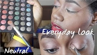Soft Natural/Neutral Everyday Eyes- Mirage Palette(Coastal Scents) Thumbnail