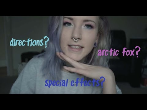 HAIR DYE REVIEWS WITH PICTURES!! (ARCTIC FOX, DIRECTIONS OR SPECIAL EFFECTS?)